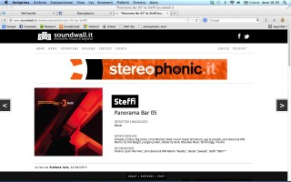 stereophonic on soundwall